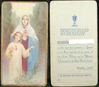 ANTIGUA ESTAMPA PRIMERA COMUNION IGLESIA SAN BARTOLOME SEVILLA AÑO 1940 CC1164