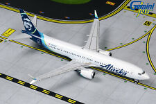 Alaska Airlines 737 MAX 9 N913AK Gemini Jets GJASA1873 Scale 1:400 IN STOCK