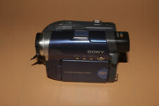 Sony Handycam Dcr-Dvd101E Camcorder No Charger 2 Batteries Unused for 10 years