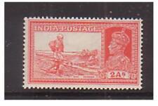Inde-SG 251-M/M - 1937 - 2 A-Vermillon
