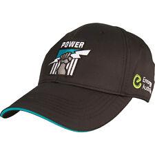 510809 PORT ADELAIDE POWER AFL 2016 MEDIA CAP ADJUSTABLE SUPPORTER HAT