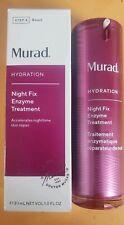 Murad Hydration Night Fix Enzyme Treatment ~ Full Size 30mL/1oz ~ NIB