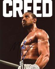 "Michael B. Jordan ""Creed"" AUTOGRAPH Signed 8x10 Photo B ACOA"