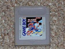 Blades of Steel Nintendo Game Boy Cartridge