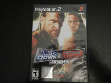 WWE SmackDown vs. Raw 2009 Featuring ECW (Sony PlayStation 2, 2008)