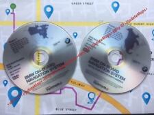 BMW E39 E46 E53 E65 E66 E83 E85 E86 Navigation 2015 DVD EAST & WEST Map Update
