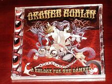 Orange Goblin: A Eulogy For The Damned CD 2012 Candlelight Recs USA CDL447CD NEW