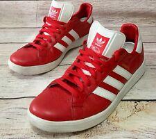 Adidas Originals Mens Size 11 David Beckham Grand Prix DB Shoes Red G49951