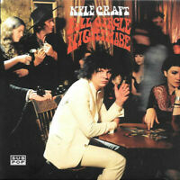 KYLE CRAFT Full Circle Nightmare (2018) 10-track CD album NEW/SEALED Sub Pop