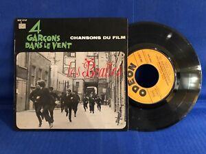 THE BEATLES EP 4 GARCONS SOE 3757 LANGUETTE ORIGINAL FRANCE EXC