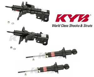 For Acura RSX 02-04 Suspension Kit Front+Rear Shocks Struts KYB Excel-G
