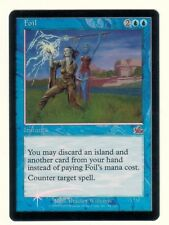 MTG Foil FOIL Prophecy LP Counterspell Force Of Will Magic The Gathering Card