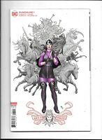 PUNCHLINE #1  CARD STOCK Variant  2021  DC Comics