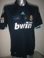 Real Madrid Sample Adult Large Shirt Jersey Football Soccer Top Rare Maglia