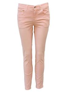 Angels Ornella Damen Slim Fit Jeans in modischem Rosé