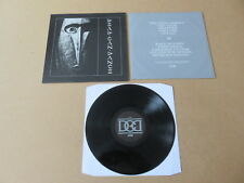 DEAD CAN DANCE S/T DEBUT 4AD LP RARE 1984 ORIGINAL UK 1ST PRESSING CAD404