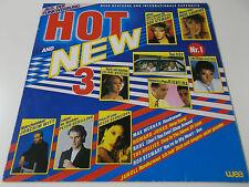 38971-Hot and New 3 - 1983 WEA VINILE LP (DÖF Joachim Witt Peter Schilling)