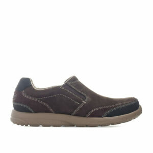 Rockport Mens Rydley Mudguard Slip On Comfort Shoes (M13) RRP £90 CG9526