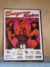 Dangerous Babes: 12 Movie Collection (DVD, 2011, 3-Disc Set)