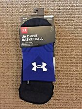 Men's Under Armour Drive Basketball Mid Crew Socks - Large (9-12.5)