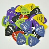 🎸5 X  QUALITY Alice Guitar Plectrum Picks Acoustic Electric capo strings @UK 🎵