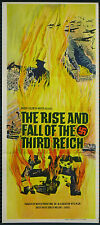 The Rise and Fall of the Third Reich - original daybill