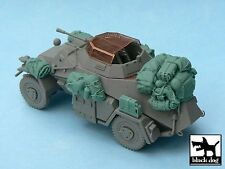 Black Dog 1/48 Sd.Kfz.222 Light Armored Vehicle Accessories (ICM/Tamiya) T48028