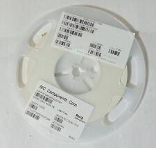 10000pcs NIC Components Corp. Resistor 402 Ohm 1/16W 1% 0402 NRC04F4020TRF -NEW-