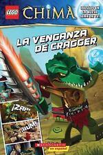LEGO las leyendas de Chima: La venganza de Cragger: (Spanish language -ExLibrary