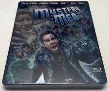 Mystery Men Steelbook (Blu-ray, Germany Import) *Sealed*