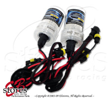 OEM White 4300K 55W H3 Fog Light Xenon HID Kit Conversion Bulbs 2pcs (1Pair)