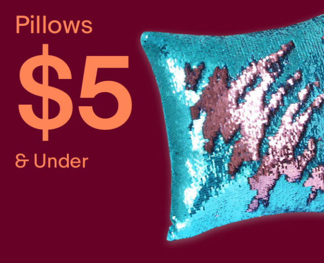 Home Décor Pillows under $5.00