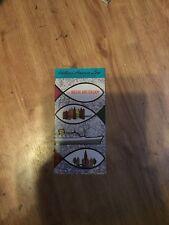 Holland America Line - ss Nieuw Amsterdam - Brochure - 1962