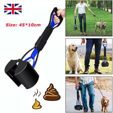 More details for poop scoop grabber picker poo dogs waste easy pickup pooper scooper pet walk uk