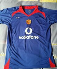 camiseta  jersey shirt maillot maglia trikot NIKE MANCHESTER UNITED VINTAGE XL