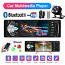 4.1 Car Radio Stereo 1DIN FM Bluetooth USB AUX Audio MP5 Player with Camera