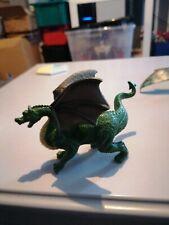 Elc Dragon Figure Rubber vintage