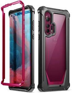 Motorola Moto E / Moto Edge+ Phone Case Poetic® Dual Layer Shockproof Cover