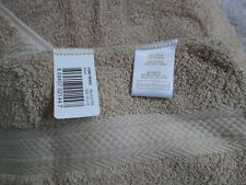 Home Trends Comfortably Soft Cotton Towels  3-Piece Set Vallejo Tan NWT