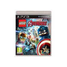 LEGO Marvel Avengers (PlayStation 3, 2016)
