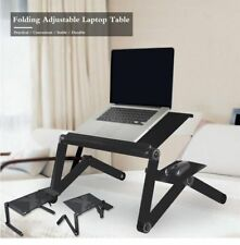 Adjustable Computer Table Folding Laptop Notebook Stand Bed Tray Aluminum Alloy