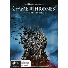 GAME OF THRONES : The Complete Series Seasons 1-8 : NEW BOX SET