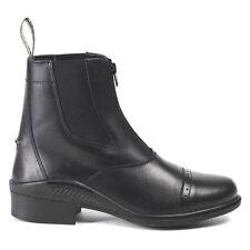 Brogini 401 Tivoli Paddock Zip Boot Black EU 41