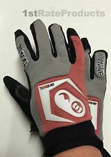 Nylon Full Finger Cycling Gloves & Mitts