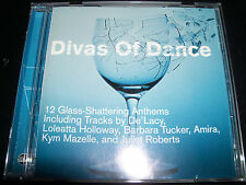 Divas Of Dance Various CD Ft Loleatta Holloway Barbara Tucker Kym Mazelle & More