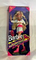 Vintage 1991 NEW  Barbie Rollerblade Skates Flicker 'n Flash #2214 Mattel