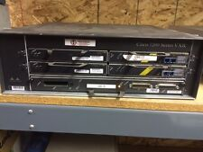 Cisco 7200 Series 7204 VXR w/ 2 Power Supplies 3 2DS3 Serial Cards