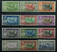 French India>1929>Unused,Perf.13,13.1/2x14>Pondicherry Tample & 40Ann.Radium.
