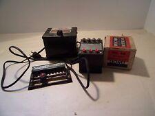 Lionel 66 Whistle controller W/OB 95 Rheostat 75 Watt Jupiter Transformer Lot