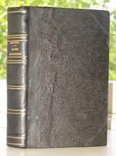 1836, SCIENCES, BOTANIQUE, PARIS, Tableau analytique de la flore parisienne,LA19